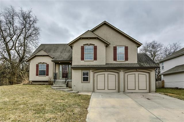 2109 SW Chase Drive, Lee's Summit, MO 64082 (#2153042) :: Edie Waters Network