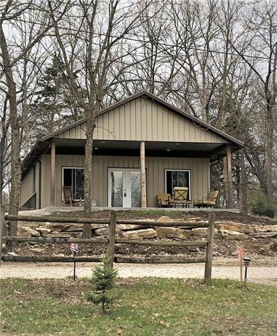 18 N Lake Side Drive, Lacygne, KS 66040 (#2155198) :: House of Couse Group
