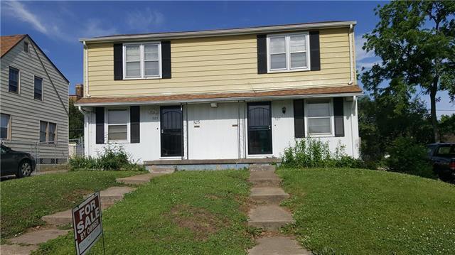 525 Van Brunt Boulevard, Kansas City, MO 64124 (#2155342) :: House of Couse Group