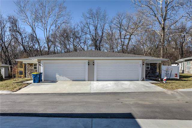 406 N Clayview - 408 Drive, Liberty, MO 64068 (#2155620) :: House of Couse Group