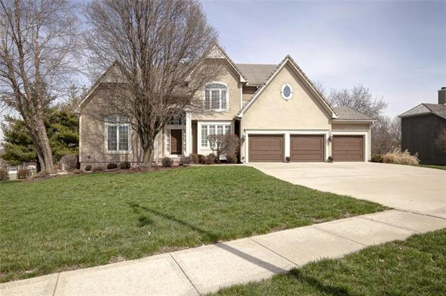 8032 Clearwater Drive, Parkville, MO 64152 (#2156177) :: No Borders Real Estate