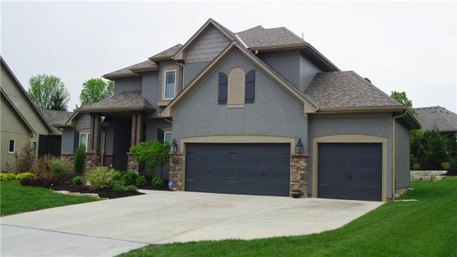 1813 NE Parks Summit Boulevard, Lee's Summit, MO 64064 (#2158283) :: House of Couse Group