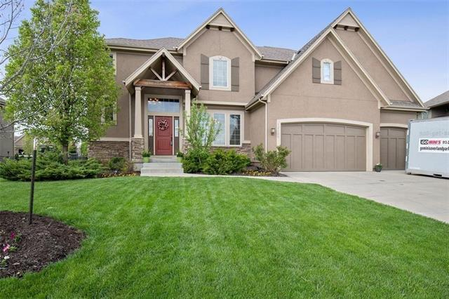 12108 W 164th Street, Overland Park, KS 66221 (#2160323) :: Edie Waters Network