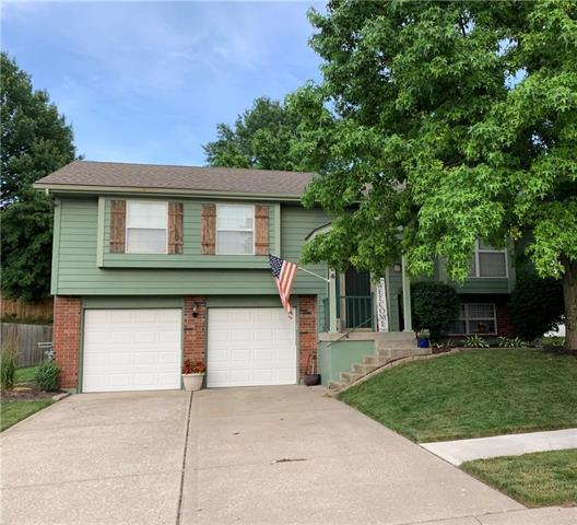 604 NW 42ND Street, Blue Springs, MO 64015 (#2172097) :: No Borders Real Estate