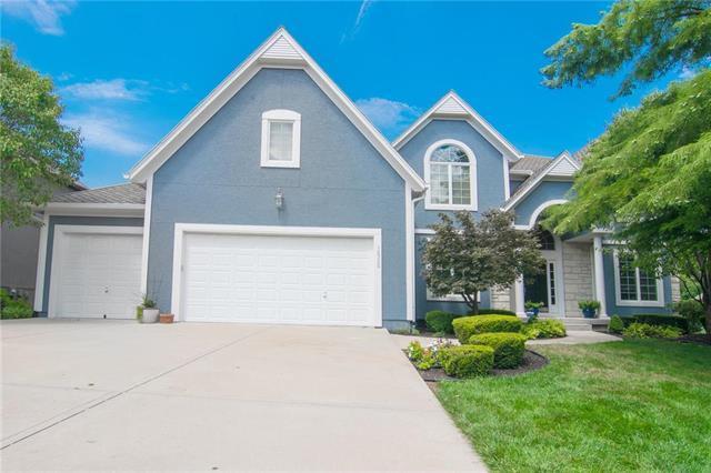 12329 Noland Street, Overland Park, KS 66213 (#2177533) :: Kansas City Homes