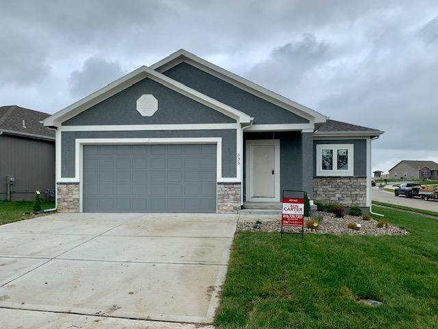 535 NW 110th Street, Kansas City, MO 64155 (#2179943) :: House of Couse Group