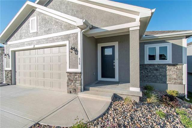 630 NW 110th Street, Kansas City, MO 64155 (#2179947) :: Eric Craig Real Estate Team