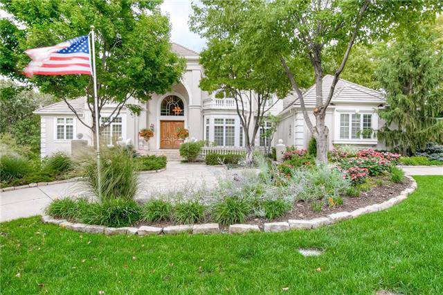2908 W 113th Street, Leawood, KS 66211 (#2190506) :: House of Couse Group