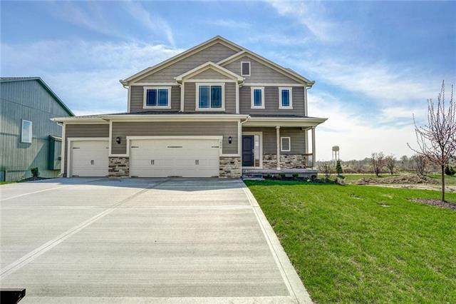 1809 SW Merryman Drive, Lee's Summit, MO 64082 (#2194568) :: Jessup Homes Real Estate | RE/MAX Infinity