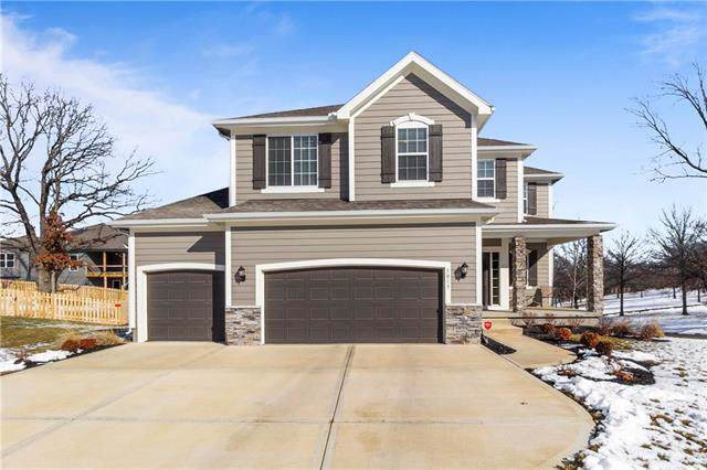 1017 Forest Ridge Court, Blue Springs, MO 64014 (#2196459) :: Team Real Estate