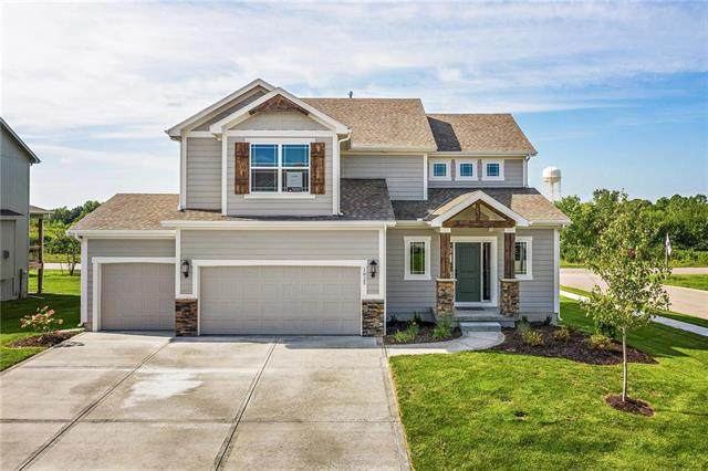 1825 SW Merryman Drive, Lee's Summit, MO 64082 (#2197637) :: Jessup Homes Real Estate | RE/MAX Infinity