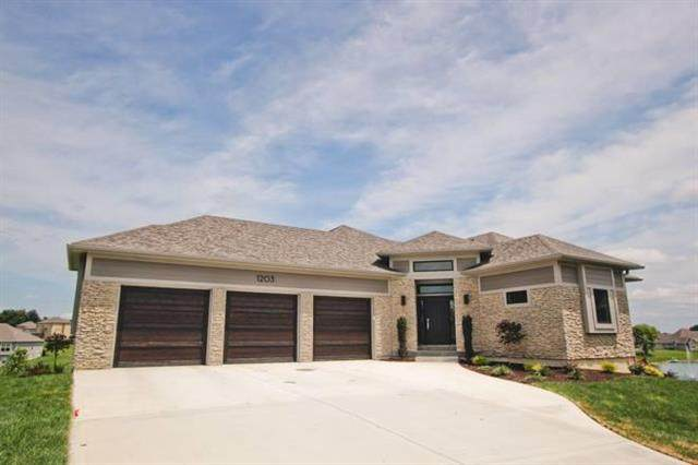 1203 Rich Boulevard, Warrensburg, MO 64093 (#2202914) :: House of Couse Group