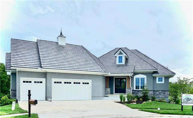 10817 167th Street, Overland Park, KS 66221 (#2206312) :: House of Couse Group