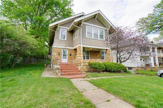 1412 W 51ST Street, Kansas City, MO 64112 (#2209837) :: Eric Craig Real Estate Team