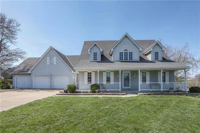 610 Sunshine Drive, Richmond, MO 64085 (#2213814) :: House of Couse Group