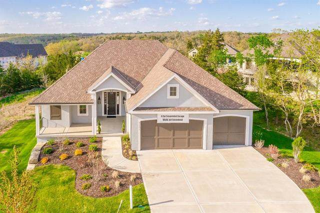 27492 W 100th Terrace, Olathe, KS 66061 (#2218246) :: House of Couse Group
