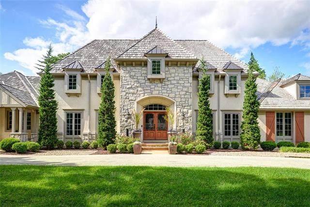 2110 W 69th Terrace, Mission Hills, KS 66208 (#2219841) :: Ron Henderson & Associates
