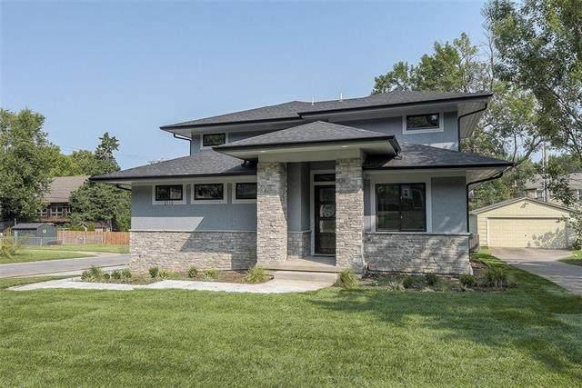 2110 W 73rd Terrace, Prairie Village, KS 66208 (#2222604) :: Edie Waters Network