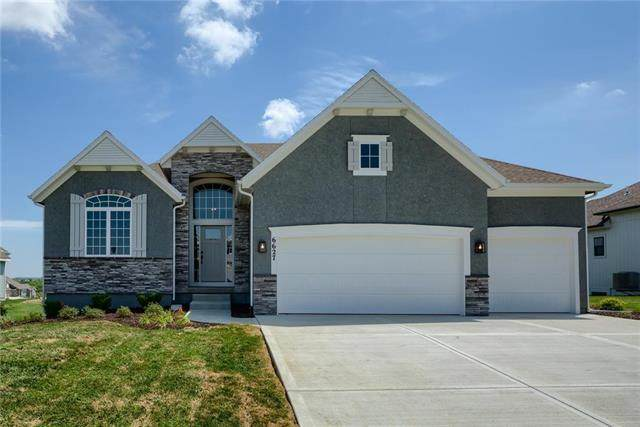 6627 Mccormick Drive, Shawnee, KS 66209 (#2224627) :: House of Couse Group