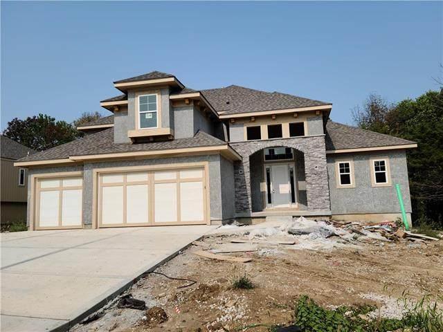 9268 Brownridge Street, Lenexa, KS 66220 (#2228788) :: Ron Henderson & Associates