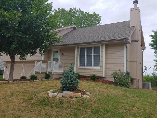 121 S Prairie Rose N/A, Smithville, MO 64089 (#2232729) :: Ask Cathy Marketing Group, LLC