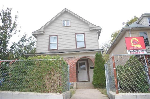 408 N 10th Street, Kansas City, KS 66102 (#2233278) :: Five-Star Homes