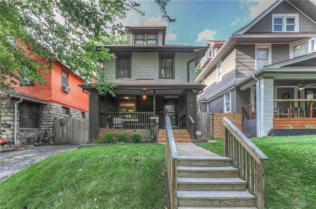 816 E 41ST Street, Kansas City, MO 64110 (#2235418) :: Team Real Estate