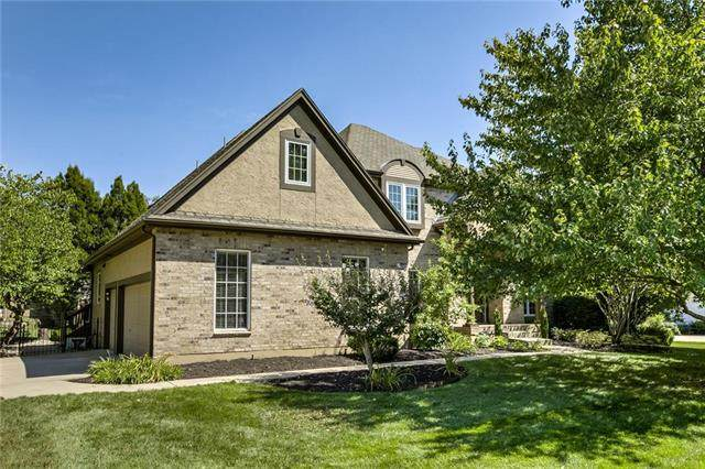 14051 Manor Drive, Leawood, KS 66224 (#2238708) :: The Kedish Group at Keller Williams Realty