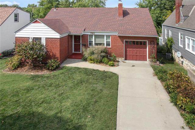 720 E 72nd Terrace, Kansas City, MO 64131 (#2243454) :: Five-Star Homes