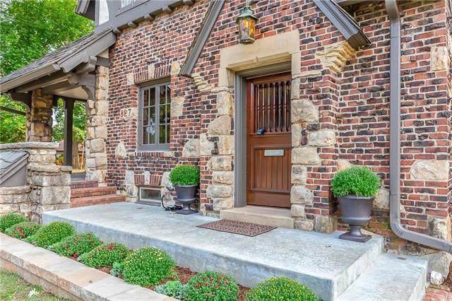 827 Valentine Road, Kansas City, MO 64111 (#2243508) :: Jessup Homes Real Estate | RE/MAX Infinity