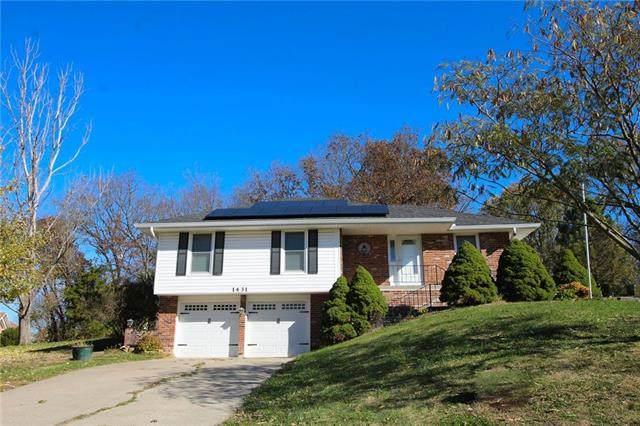 1431 Northfield Park Boulevard, Warrensburg, MO 64093 (#2245219) :: Ask Cathy Marketing Group, LLC