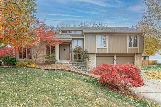 12627 W 65th Terrace, Shawnee, KS 66216 (#2249106) :: House of Couse Group