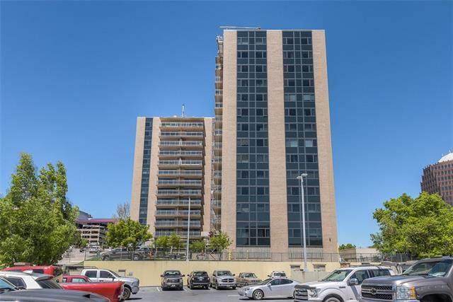 4545 Wornall Road 1111&1112, Kansas City, MO 64111 (#2249138) :: Five-Star Homes