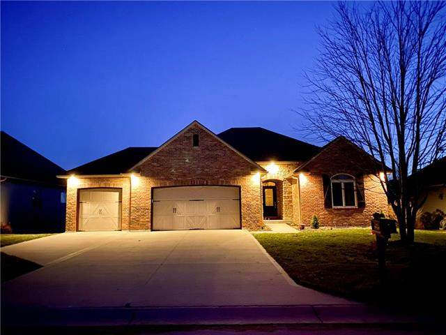 1209 Holland Square, Warrensburg, MO 64093 (#2250989) :: Audra Heller and Associates