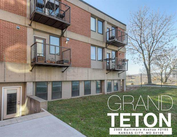 2980 Baltimore Avenue #2105, Kansas City, MO 64108 (MLS #2254368) :: Stone & Story Real Estate Group