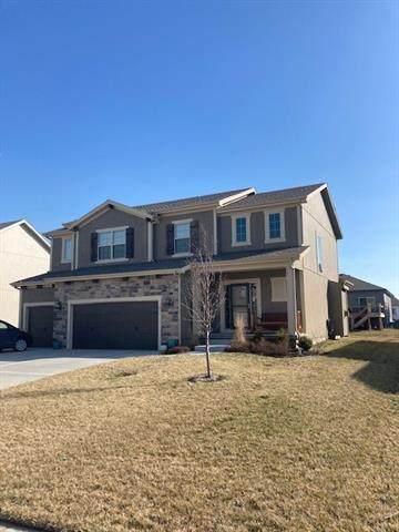 3229 SE Mill Creek Lane, Lee's Summit, MO 64063 (#2257602) :: Five-Star Homes