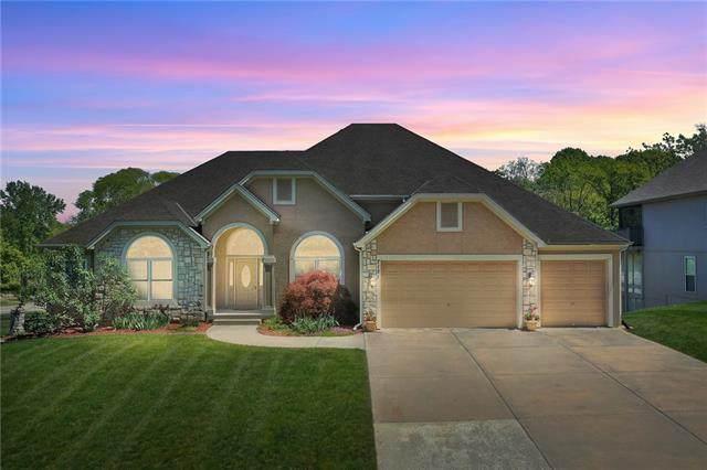7151 N Norton Avenue, Gladstone, MO 64119 (#2307185) :: Dani Beyer Real Estate