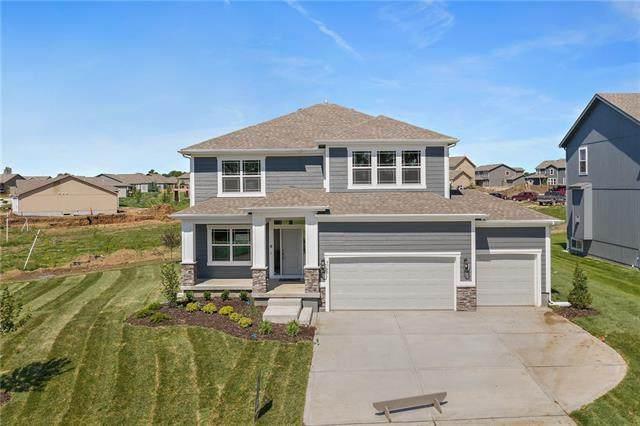 9005 SE 2nd Street, Blue Springs, MO 64064 (#2310828) :: Team Real Estate