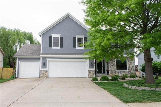 238 W Colleen Court, Gardner, KS 66030 (#2321173) :: Eric Craig Real Estate Team