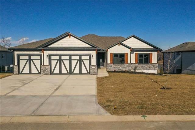 2309 Burris Drive, Harrisonville, MO 64701 (#2328211) :: Edie Waters Network