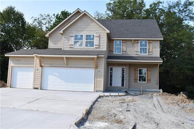 1304 Amber Lane, Kearney, MO 64060 (#2332866) :: Ron Henderson & Associates