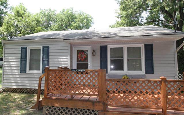 2412 S Overton Avenue, Independence, MO 64052 (#2336074) :: The Rucker Group