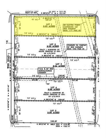 Lot 1 Whb Road, Smithville, MO 64089 (#2341598) :: The Rucker Group