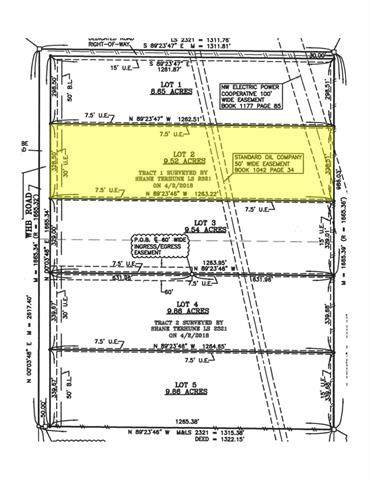 Lot 2 Whb Road, Smithville, MO 64089 (#2341621) :: The Rucker Group