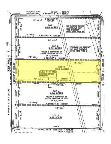 Lot 3 Whb Road, Smithville, MO 64089 (#2341622) :: The Rucker Group
