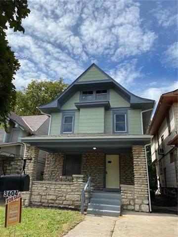 3604 Park Avenue, Kansas City, MO 64109 (#2346163) :: Audra Heller and Associates