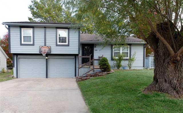519 N Elm Street, Gardner, KS 66030 (#2352195) :: Team Real Estate