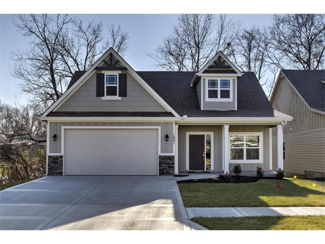 1901 Cemco Drive, Liberty, MO 64068 (#2059528) :: The Shannon Lyon Group - Keller Williams Realty Partners