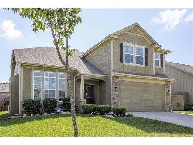 487 S 137th Street, Bonner Springs, KS 66012 (#2059628) :: Select Homes - Team Real Estate