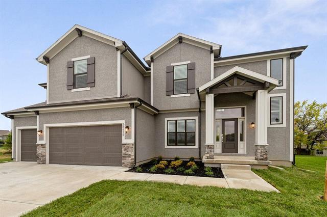 20807 W 116th Street, Olathe, KS 66061 (#2070997) :: The Shannon Lyon Group - ReeceNichols
